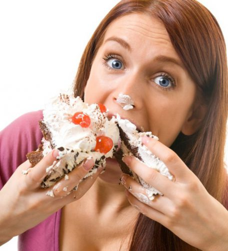 Аппетит перед месячными