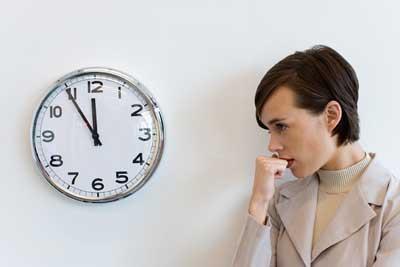 Нарушение менструационного цикла