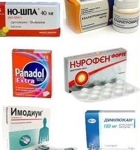 таблетки при месячных