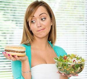 влияние диеты на месячные