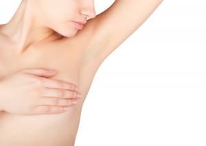 Увеличение лимфоузлов под мышкой перед месячными