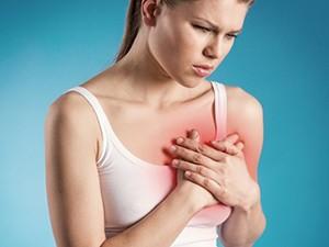 Боль в сердце перед месячными