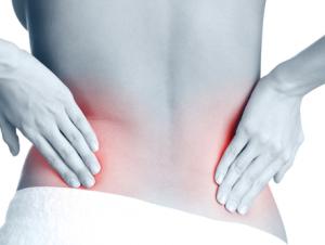 Причины болей в почках при месячных