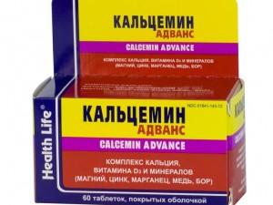 Применение препарат Кальцемин при климаксе