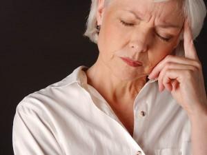 Проявление первых симптомов климакса