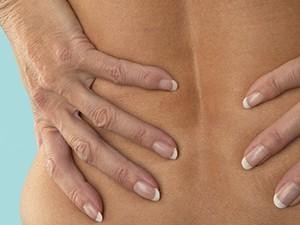 Причины болей в спине при климаксе