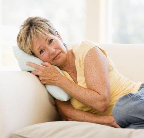 Боли в животе и спине при климаксе