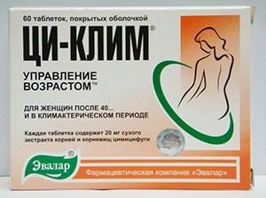 Прием препарата Ци-Клим при профилактике остеопороза при климаксе