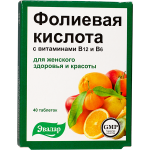 Прием фолиевой кислоты при климаксе