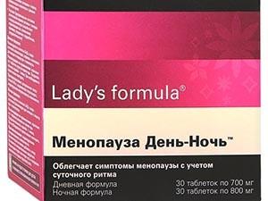 Назначение препарата Формула женщины при климаксе