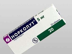 Норколут - препарат для лечения эндометриоза у женщин в период менопаузы
