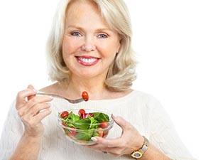 Правильное питание для оттягивания климакса