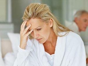 Почему возникает маточное кровотечение при климаксе?
