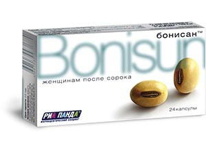 Применение препарата Бонисан при климаксе у женщин