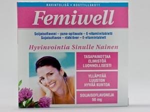 Действие препарата Фемивелл при климаксе