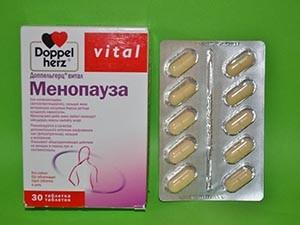 Как действует Доппельгерц Менопауза при климаксе