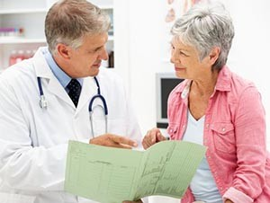 Необходимость обращения к врачу при позднем климаксе