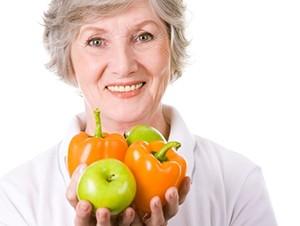 Значение правильного питания при климаксе