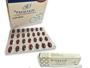 Назначение препарата Премарин при поздней менопаузе