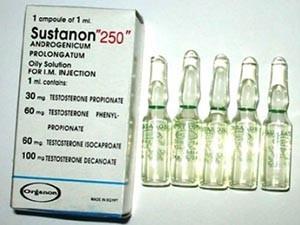 Препараты для лечения мужского климакса