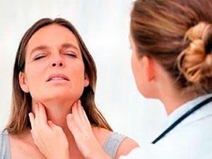 Особенности работы щитовидной железы при климаксе
