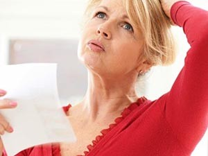 Основные проявления менопаузы у женщины