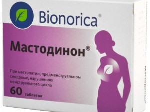 Лечение мастопатии при менопаузе препаратом Мастодинон