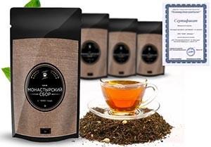Действие монастырского чая при климаксе