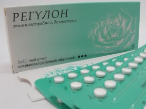 Регулон для лечения мастопатии при климаксе