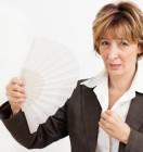 Причины жара при климаксе