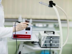 Радиоволновая коагуляция при прижигании эрозии шейки матки