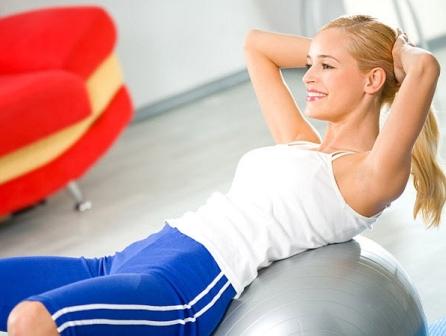 Занятия спортом при миоме матки