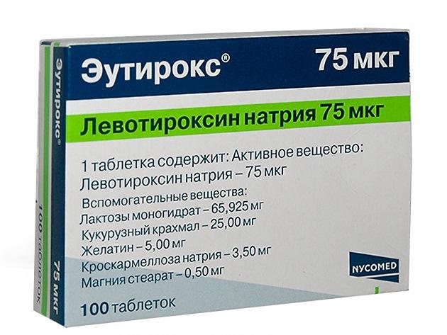 Эутирокс и месячные