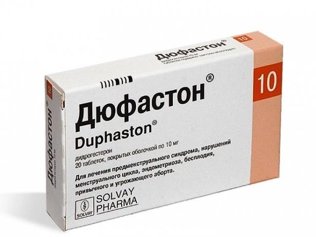 Дюфастон при задержке месячных: инструкция, применение, побочные эффекты