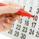 Как рассчитать дату родов по месячным