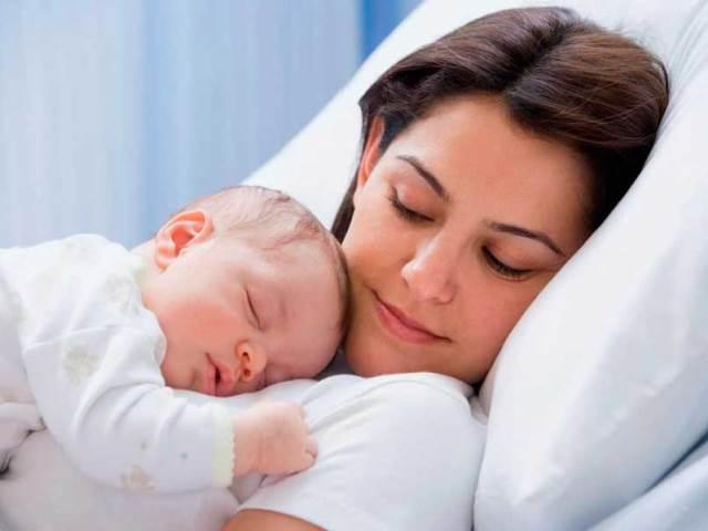Сбился цикл после родов