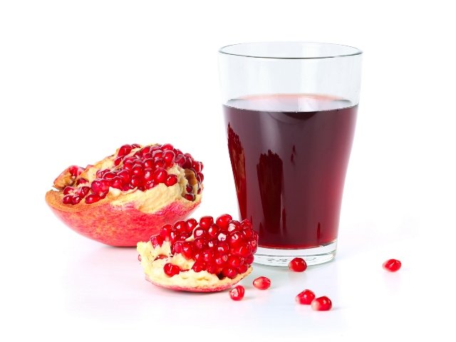 Гранатовый сок при месячных