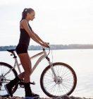 Можно ли кататься на велосипеде при месячных