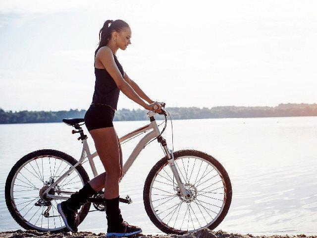 Велосипед и месячные